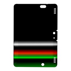Colorful Neon Background Images Kindle Fire HDX 8.9  Hardshell Case by Amaryn4rt