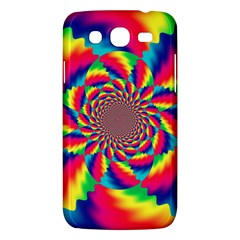 Colorful Psychedelic Art Background Samsung Galaxy Mega 5 8 I9152 Hardshell Case  by Amaryn4rt