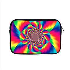 Colorful Psychedelic Art Background Apple Macbook Pro 15  Zipper Case by Amaryn4rt