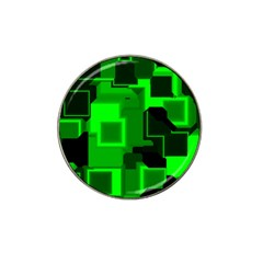 Cyber Glow Hat Clip Ball Marker (4 Pack) by Amaryn4rt
