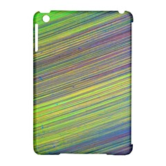 Diagonal Lines Abstract Apple Ipad Mini Hardshell Case (compatible With Smart Cover) by Amaryn4rt