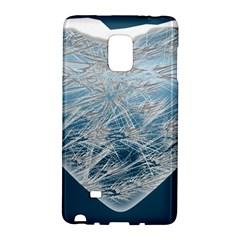 Frozen Heart Galaxy Note Edge