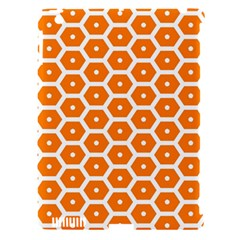 Golden Be Hive Pattern Apple Ipad 3/4 Hardshell Case (compatible With Smart Cover) by Amaryn4rt