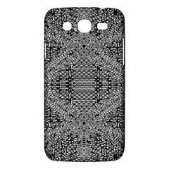 Gray Psychedelic Background Samsung Galaxy Mega 5 8 I9152 Hardshell Case  by Amaryn4rt