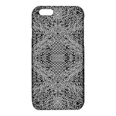 Gray Psychedelic Background iPhone 6/6S TPU Case by Amaryn4rt