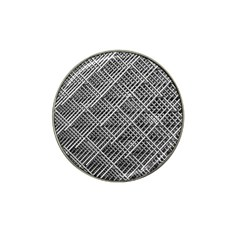 Grid Wire Mesh Stainless Rods Rods Raster Hat Clip Ball Marker (10 pack) by Amaryn4rt