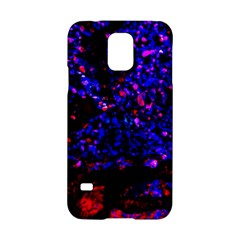 Grunge Abstract Samsung Galaxy S5 Hardshell Case  by Amaryn4rt