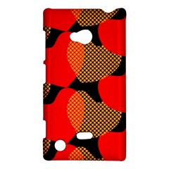 Heart Pattern Nokia Lumia 720 by Amaryn4rt