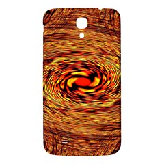 Orange Seamless Psychedelic Pattern Samsung Galaxy Mega I9200 Hardshell Back Case by Amaryn4rt