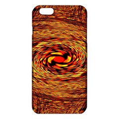 Orange Seamless Psychedelic Pattern Iphone 6 Plus/6s Plus Tpu Case by Amaryn4rt