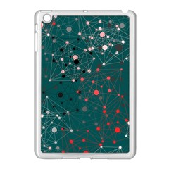 Pattern Seekers The Good The Bad And The Ugly Apple Ipad Mini Case (white) by Amaryn4rt