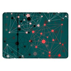 Pattern Seekers The Good The Bad And The Ugly Samsung Galaxy Tab 8 9  P7300 Flip Case by Amaryn4rt
