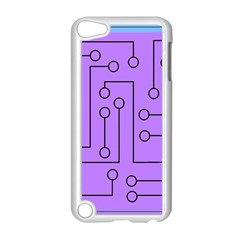 Peripherals Apple Ipod Touch 5 Case (white) by Amaryn4rt