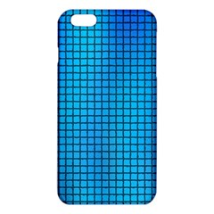 Seamless Blue Tiles Pattern Iphone 6 Plus/6s Plus Tpu Case by Amaryn4rt