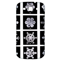 Snowflakes Exemplifies Emergence In A Physical System Samsung Galaxy S3 S Iii Classic Hardshell Back Case