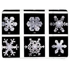 Snowflakes Exemplifies Emergence In A Physical System Samsung Galaxy Tab 7  P1000 Flip Case by Amaryn4rt