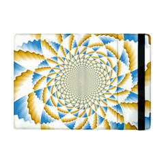 Tech Neon And Glow Backgrounds Psychedelic Art Psychedelic Art Ipad Mini 2 Flip Cases by Amaryn4rt