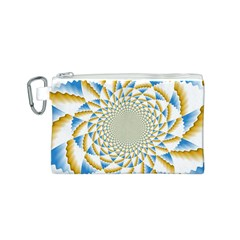 Tech Neon And Glow Backgrounds Psychedelic Art Psychedelic Art Canvas Cosmetic Bag (s)