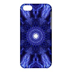 Tech Neon And Glow Backgrounds Psychedelic Art Apple Iphone 5c Hardshell Case by Amaryn4rt