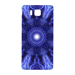 Tech Neon And Glow Backgrounds Psychedelic Art Samsung Galaxy Alpha Hardshell Back Case by Amaryn4rt