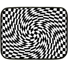 Whirl Double Sided Fleece Blanket (mini)