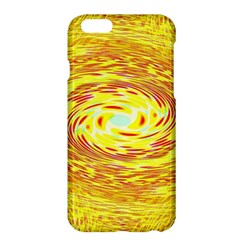Yellow Seamless Psychedelic Pattern Apple Iphone 6 Plus/6s Plus Hardshell Case by Amaryn4rt