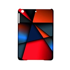3d And Abstract Ipad Mini 2 Hardshell Cases by Onesevenart