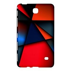 3d And Abstract Samsung Galaxy Tab 4 (8 ) Hardshell Case  by Onesevenart