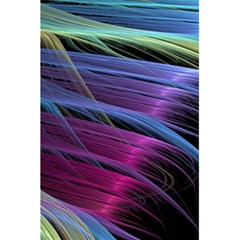 Abstract Satin 5.5  x 8.5  Notebooks by Onesevenart
