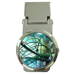Abstract Money Clip Watches by Onesevenart