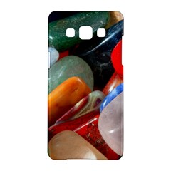Beautiful Stones In Different Colors Colorful Samsung Galaxy A5 Hardshell Case  by Onesevenart