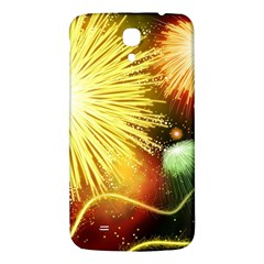 Celebration Colorful Fireworks Beautiful Samsung Galaxy Mega I9200 Hardshell Back Case by Onesevenart