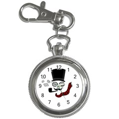 Invisible Man Key Chain Watches by Valentinaart