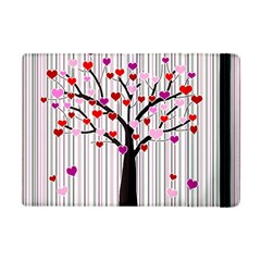 Valentine s Day Tree Apple Ipad Mini Flip Case by Valentinaart