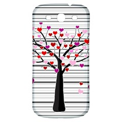 Love Tree Samsung Galaxy S3 S Iii Classic Hardshell Back Case by Valentinaart