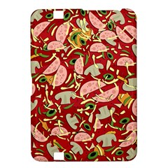 Pizza Pattern Kindle Fire Hd 8 9  by Valentinaart
