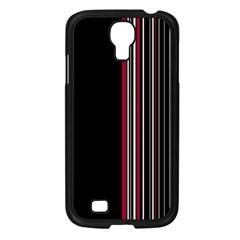 Elegant Style Samsung Galaxy S4 I9500/ I9505 Case (black) by Valentinaart