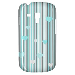 Cyan Love Galaxy S3 Mini by Valentinaart