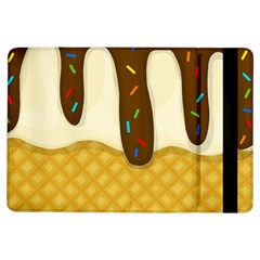 Ice Cream Zoom Ipad Air Flip by Valentinaart