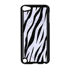 Skin3 Black Marble & White Marble (r) Apple Ipod Touch 5 Case (black) by trendistuff
