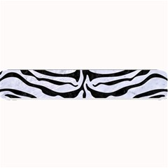 Skin2 Black Marble & White Marble (r) Small Bar Mat by trendistuff