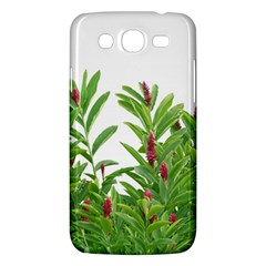 Tropical Floral Print Samsung Galaxy Mega 5 8 I9152 Hardshell Case  by dflcprints
