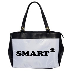 Smarted Conceptual Typographic Design Office Handbags by dflcprints