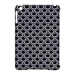 Scales2 Black Marble & White Marble Apple Ipad Mini Hardshell Case (compatible With Smart Cover) by trendistuff