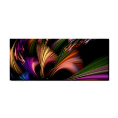 Color Burst Abstract Cosmetic Storage Cases by Onesevenart