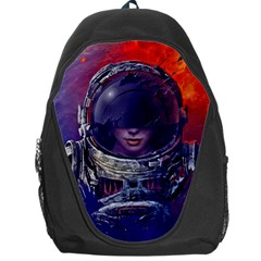 Eve Of Destruction Cgi 3d Sci Fi Space Backpack Bag by Onesevenart