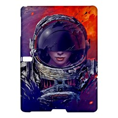 Eve Of Destruction Cgi 3d Sci Fi Space Samsung Galaxy Tab S (10 5 ) Hardshell Case  by Onesevenart