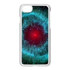 Fantasy 3d Tapety Kosmos Apple iPhone 7 Seamless Case (White) by Onesevenart