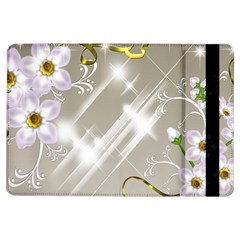 Floral Delight Ipad Air Flip by Onesevenart