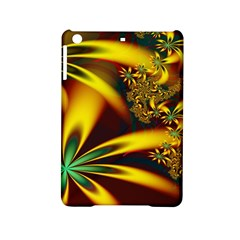 Floral Design Computer Digital Art Design Illustration Ipad Mini 2 Hardshell Cases by Onesevenart